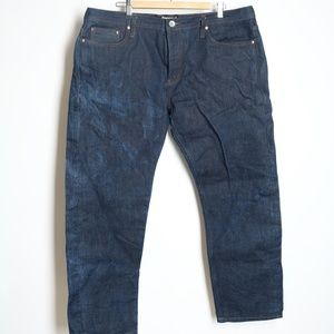 SOLD The Unbranded Brand 21oz. Selvedge